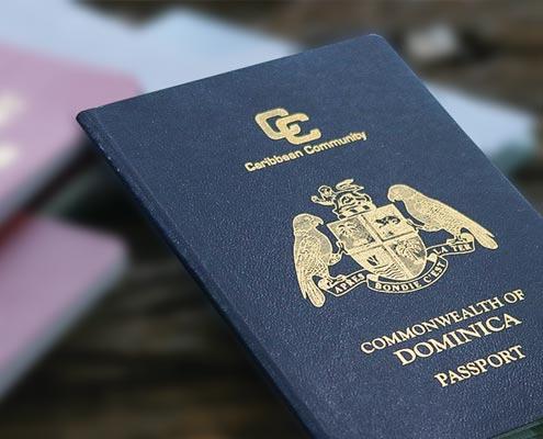 شرایط اخذ پاسپورت دومینیکا