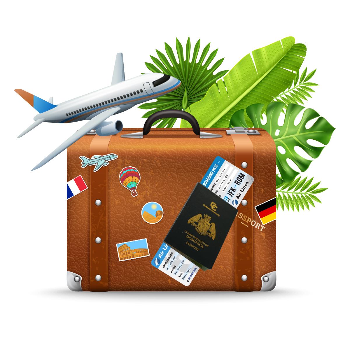 سفر با پاسپورت دومینیکا