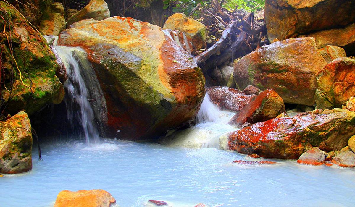 زیبایی های کشور دومینیکا